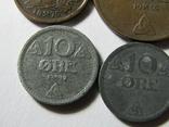 Монеты Норвегии 4 шт., фото №5