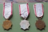 Крест «Заслуг Польского Красного Креста» I, II, III степеней., фото №3