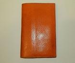 Винтажное кожанное portmone, фото №8
