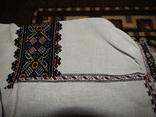 Старовинна вишита сорочка.поч ХХст., фото №4