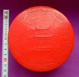 Шкатулка 50-годов. Китая-Советская дружба., фото №3
