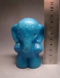 Слоник синий (1), фото №7