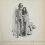 John Lennon And Yoko Ono ЕХ Beatles (Unfinished Music No. 1: Two Virgins) 1968, фото №2
