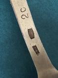 Набор ложек с эмалью. Период СССР, фото №5