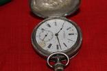 Часы карманные серебро(2), фото №4