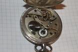 Часы карманные серебро(2), фото №5