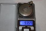 Часы карманные серебро(2), фото №8