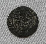 1/24 талера 1625 года. Георг Вильгельм. Пруссия. Фальшак из эпохи., фото №6