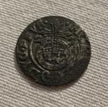 1/24 талера 1625 года. Георг Вильгельм. Пруссия. Фальшак из эпохи., фото №8