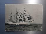 "1955г. Учебное судно ""Товарищ"" в Черном море, фото №2"