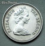 Родезия, 3 пенса-2 1/2 цента (1968 г.), фото №3