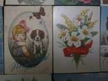 Открытки СССР разные 16шт чистые, фото №7