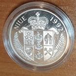 Ниуэ 1992г.Олимпиада 5 долларов,1996 г., фото №2