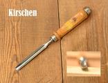 Wilhelm Schmitt, Remscheid, Germany Винтажная полукруглая стамеска шириной 13мм, фото №2