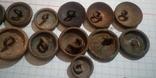 Пуговки разные, фото №4