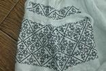 Сорочка вышиванка старинная №50, фото №4