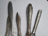 Ложки вилки ножи, фото №3