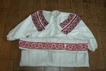 Сорочка вышиванка старинная №48, фото №3