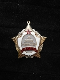 Орден за личное мужество, копия, фото №2