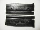 Штык Маузер К-98, накладки рукояти и винты. копия, фото №4