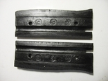 Штык Маузер К-98, накладки рукояти и винты. копия, фото №6