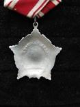 Орден за личное мужество, серебряная копия, фото №5