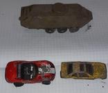 БТР и 2 машинки, фото №3