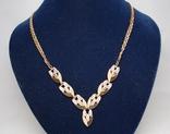Набор серебряный с позолотой и золотыми накладками, фото №3