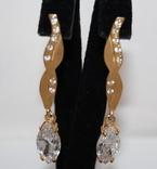 Набор серебряный с позолотой и золотыми накладками, фото №4