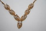 Набор серебряный с позолотой и золотыми накладками, фото №5