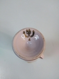 Амфора из розового фарфора. Чехия, фото №3