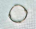 Браслет латунь покрыт 925. 7,8 грм, фото №5
