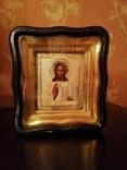 Икона Господь Вседержитель, 19 век, оклад серебро 84 проба, фото №3