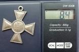 Крест за победу при Прейш - Ейлау 1807 г. Копия., фото №8