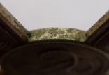 Георгиевский крест 3 степ. Белый металл. Копия., фото №11