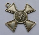 Георгиевский крест 2 степ. Ж.М копия, фото №3