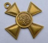 Георгиевский крест 3 степ. Б. М. Копия., фото №3