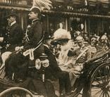 Германская Империя. Кронпринц в карете, фото №2