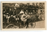 Германская Империя. Кронпринц в карете, фото №3