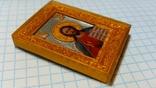 "Иконка ""Иисус Христос"". Миниформат., фото №4"