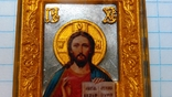 "Иконка ""Иисус Христос"". Миниформат., фото №9"