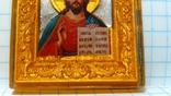 "Иконка ""Иисус Христос"". Миниформат., фото №10"