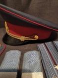 Фуражка МВД и погоны, фото №4