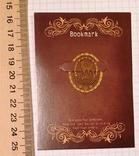 Мини закладка для книг, ежедневников / оленёнок, фото №2