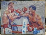 Картина Бой Бокс Ринг. Копия., фото №3