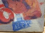Картина Бой Бокс Ринг. Копия., фото №4
