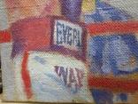 Картина Бой Бокс Ринг. Копия., фото №7