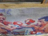 Картина Бой Бокс Ринг. Копия., фото №10