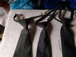 5 галстуков МВД армия форменный, фото №4