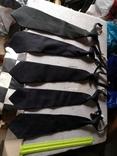 5 галстуков МВД армия форменный, фото №5